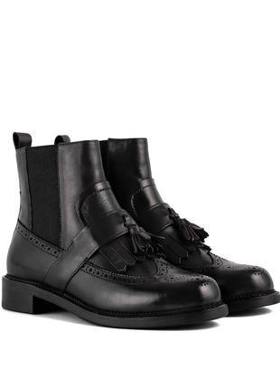 1115б женские ботинки djovannia,кожаные,каблуке,на низком ходу,на низком каблуке