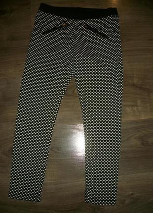 Леггинсы,укороченные брюки на 11-12 лет румыния marks&spencer маркс и спенсер