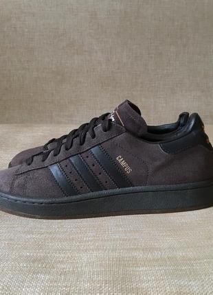 Замшевые кросівки, кроссовки adidas, оригінал, 39-40 розмір