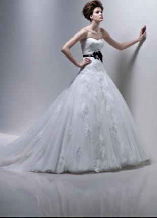 Свадебное платье сша enzoani
