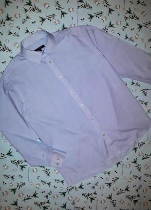 Стильная фирменная рубашка george, размер 48 - 50