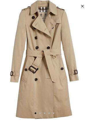 Пальто,тренч burberry