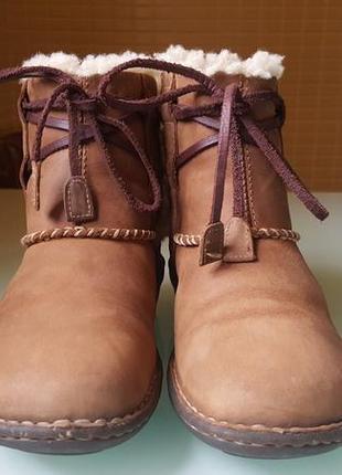 Оригинальные женские короткие ботинки ugg