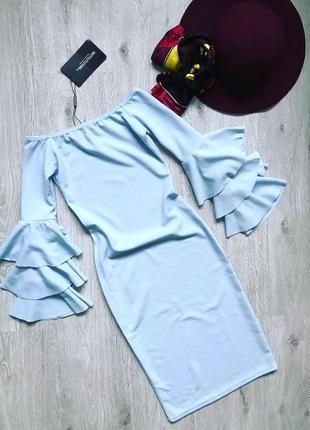 Платье миди ❗️акция 1+1=3❗️