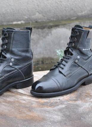 G-star raw ботинки италия 43р ( 27,5 см )