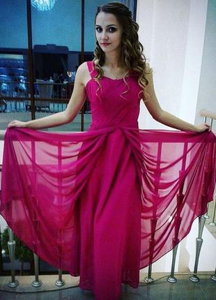 Платье вечернее  длинное нарядное  выпускной платье подружки  новогоднее корпоратив