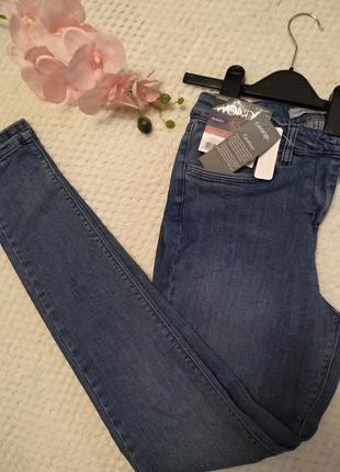 Очень стильные зауженные джинсы