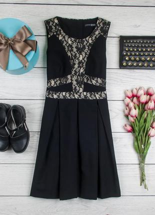Платье гипюровое  от atm рр 12 наш 46