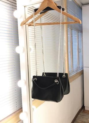 Идеальная сумка через плечо кросс боди max&co