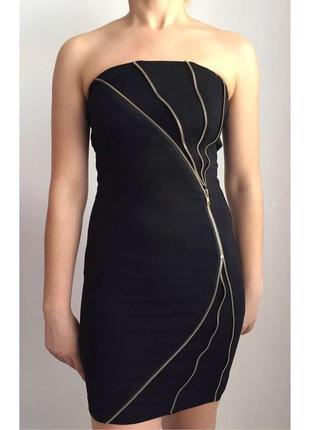 Черное платье, чорне плаття, сукня.