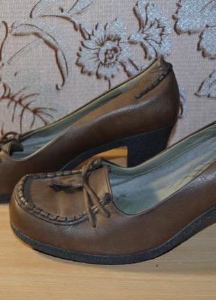 Туфлі кларкс великого розміру 42