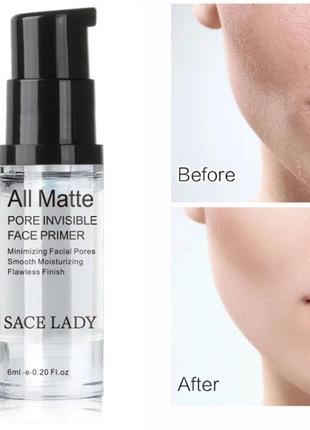 Sace lady праймер основа под макияж