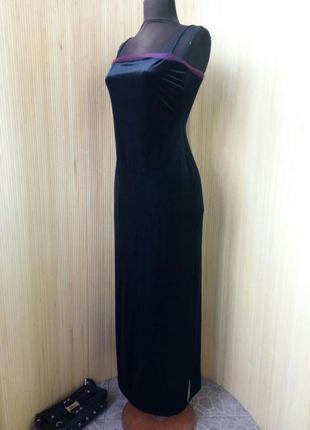 Вечернее длинное платье promod xs/s