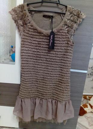 Нарядное фирменное платье patty moon 12-14лет