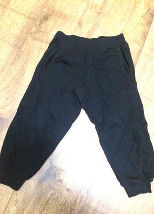 Теплые спортивные брюки штаны 👖 98