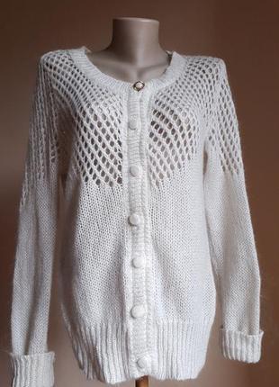 Красивый свитер мохер  bikbok
