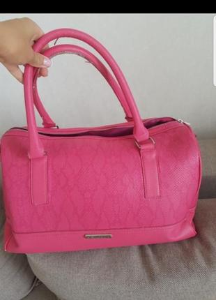 Дорожняя сумка bershka