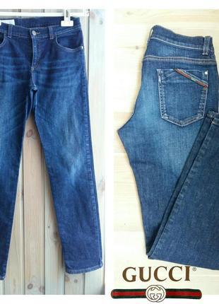 Gucci стильные джинсы 9-12 лет