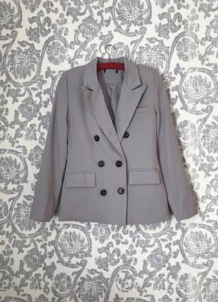 Двубортный пиджак, новый!