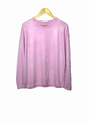 Розовый женский джемпер