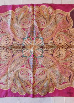 Шелковый шейный платок elegance рaris