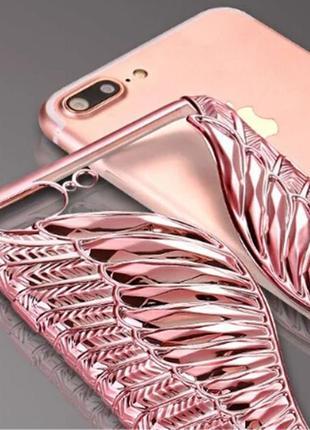 Новый изящный чехол лебедь для iphone 6/6s  чохол на айфон  -5% за подписку♥️💕
