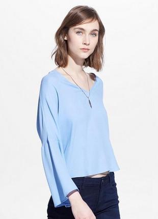 Актуальная блуза манго....тренд сезона.