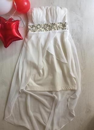 Платье нарядное праздничное eva et lola(франция)