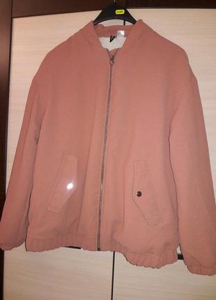 Бомбер/куртка h&m