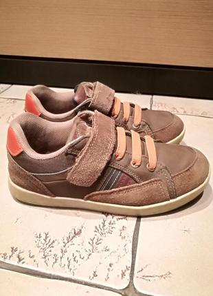 Кеды туфли натуральные reserved 30-31