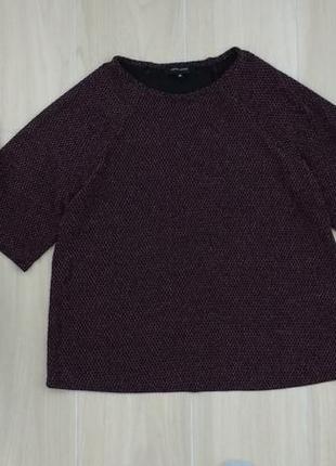 Р m красивая кофточка, блуза, футболка с блеском !
