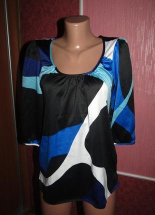 Блуза р-р s-36 бренд new look