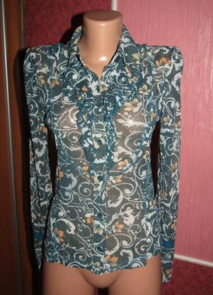 Блуза р-р s-36 бренд mexx