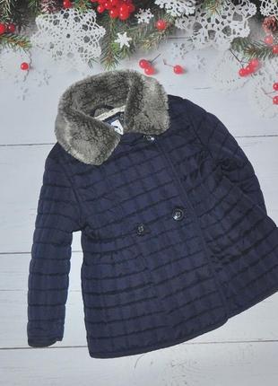 Курточка-пальто 18-24міс junior j