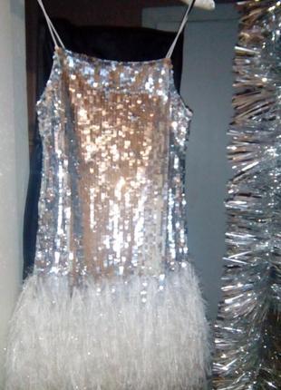 Чюдесное нарядное платье ,asos.