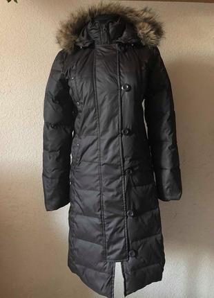 Пуховое пальто gap.размер xs