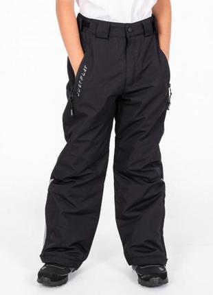 Теплые зимние лыжные брюки, комбинезон alive thinsulate р. 152 (на 11-12-13 лет)