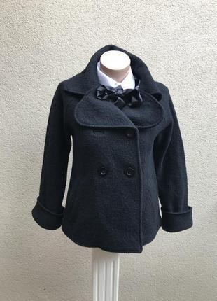 Очень красивое пальто,полу-пальто,жакет,пиджак шерсть100% zara