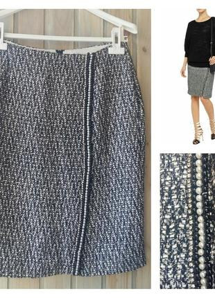 Malene birger дизайнерская нарядная юбка м-л