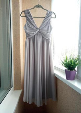 Красивое нарядное праздничное платье asos maternity