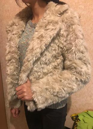 Шубка шуба от new look куртка
