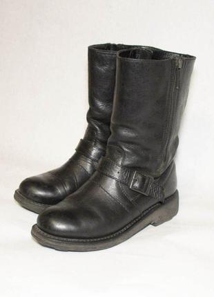 Неубиваемые ботинки