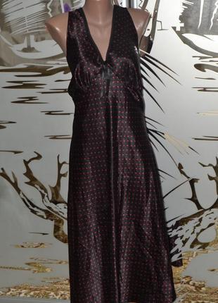 Ночная сорочка комбинация ночнушка атлас