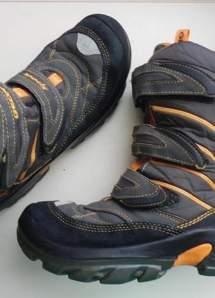 Зимние ботинки geox 39р 26см