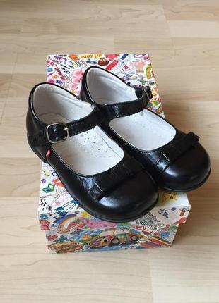 Лаковые кржаные ботиночки emel очень красивые