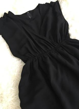 Маленьке чорне плаття h&m❤️