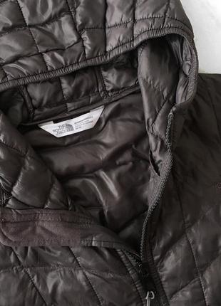 Плащ парка стёганка the north face thermoball parka