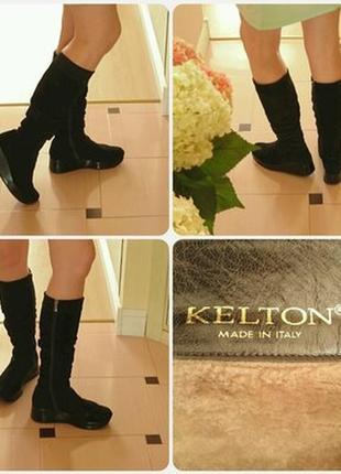 b165a02e Сапоги Kelton, женские 2019 - купить недорого вещи в интернет ...