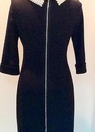 Черное платье victoria beckham