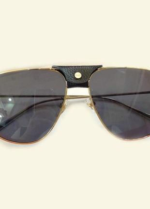 Модные люкс очки из италии